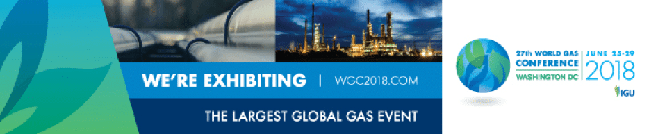 World Gas Conference 2018